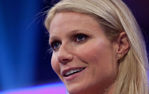 "Gwyneth Paltrow Attends ""El Hormiguero"" TV Show"