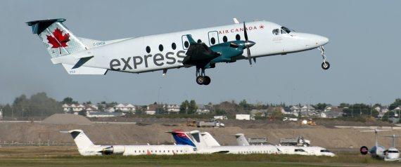 Air Canada Express, Air Georgian, Beech 1900D