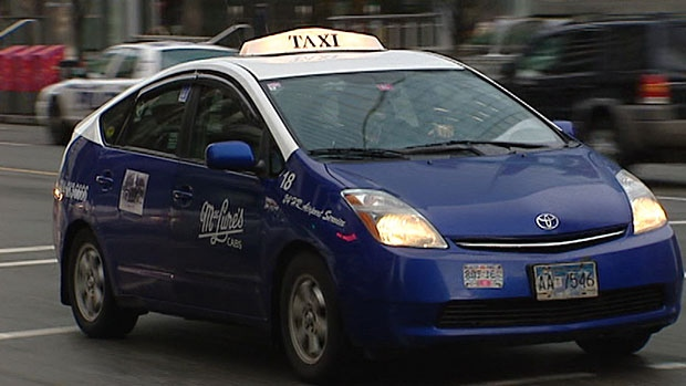 Vancouver cabs