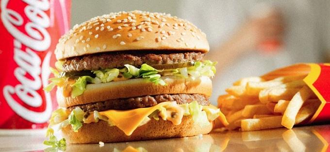 Big Mac and Coke