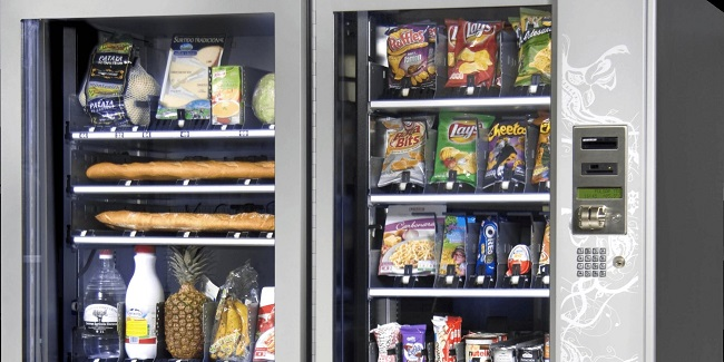 grocery vending machines in Canada to be installed in B.C.