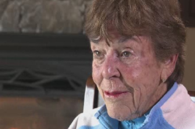 87-year-old B.C. grandmother breaks another marathon record in Honolulu