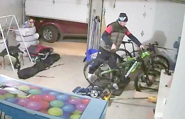Bike Theft in Squamish