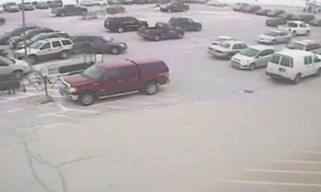 92-year-old man hits 9 cars in parking lot, keeps licence