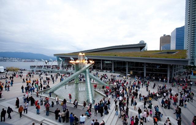 Vancouver Olympic Cauldron