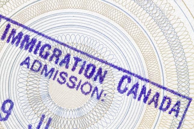Canada-Admission