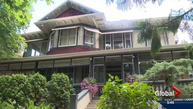 Is Vernon's Caetani House haunted