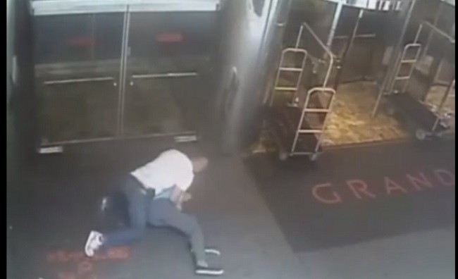 NYPD Releases Video of Tennis Star James Blake's Arrest