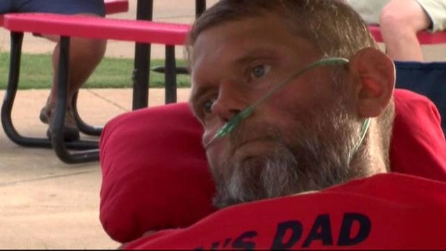 Terminally ill Alabama dad gets to see son play baseball one last time