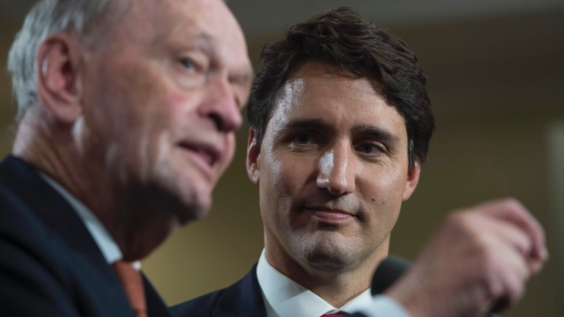 Chretien's advice to Trudeau on foreign policy