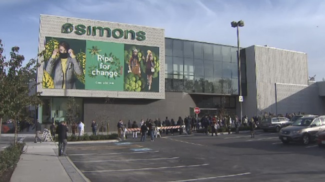 Retail wars escalate with opening of Simons in West Vancouver