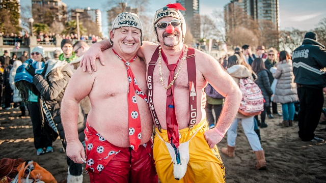 Polar Bear Swim 2015