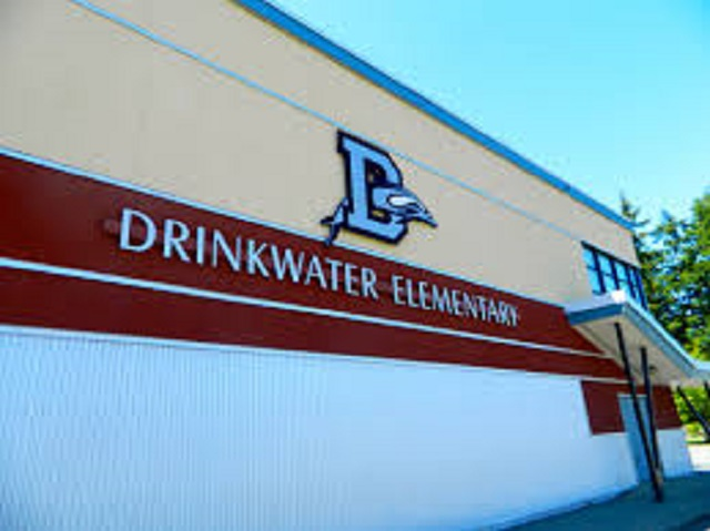 Drinkwater Elementary School in Duncan