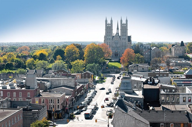 Guelph, Ont.