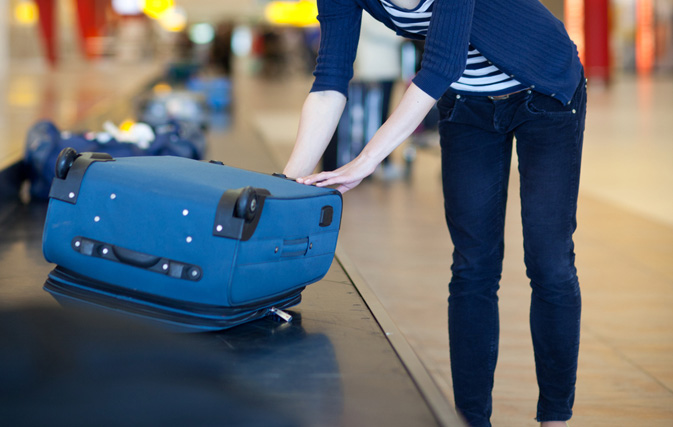 Air Transat's new baggage policy