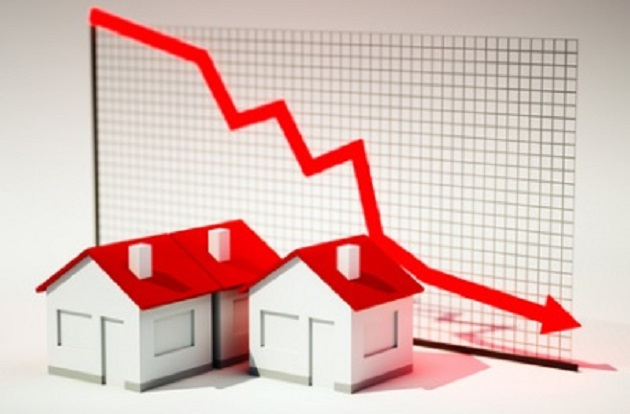 Home sales dip dramatically