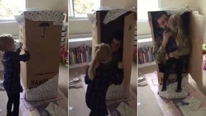 dad-hides-inside-a-wrapped-box-for-his-four-year-old-daughter