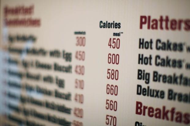calories-on-menus