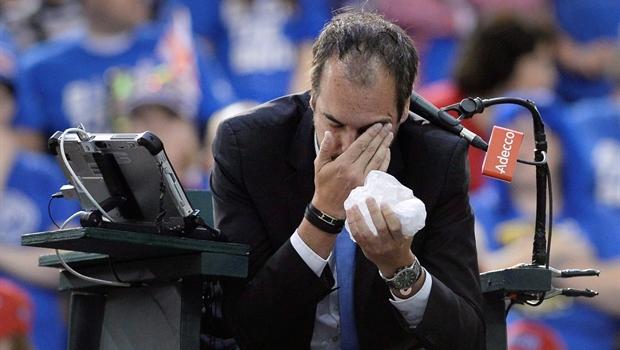 Canada loses Davis Cup tie after Shapovalov's outburst