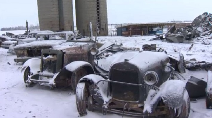 Alta. car collector loses $3M collection to fire