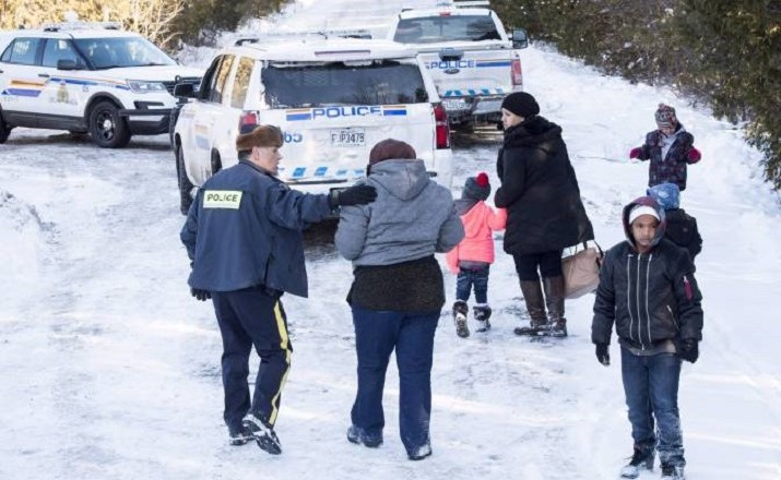 asylum seekers sent back to the US