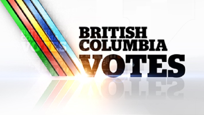 provincial election in British Columbia