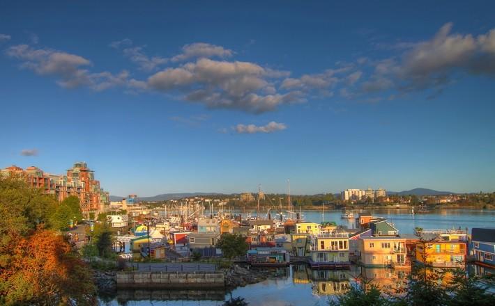 Victoria, BC (JPL Designs/Shutterstock)