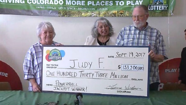 Woman wins $133M Powerball jackpot after playing the same numbers for 30 years