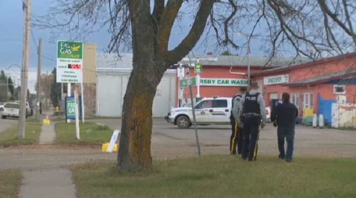 Alberta gas station attendant killed in apparent gas-and-dash