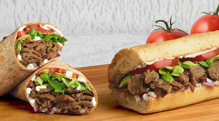 Quiznos-A gift from the gods- Quiznos offers free gyros on Octob