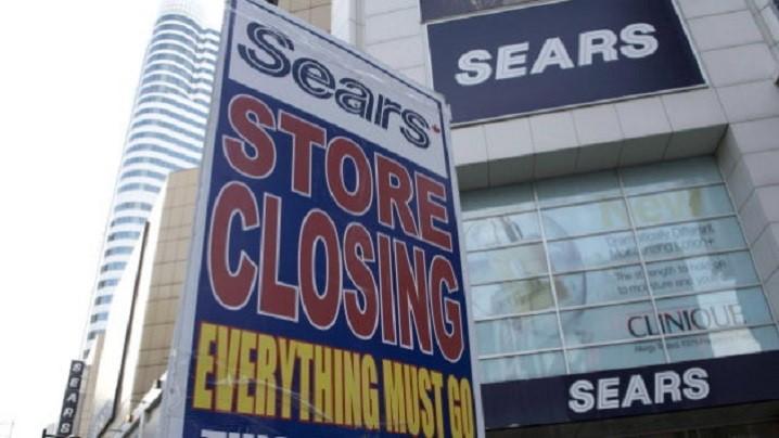 Sears Store Closings 20140113