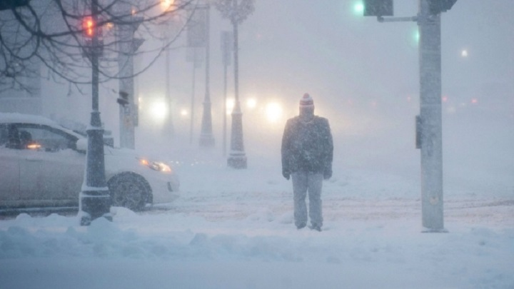 Snowstorm warnings in three provinces