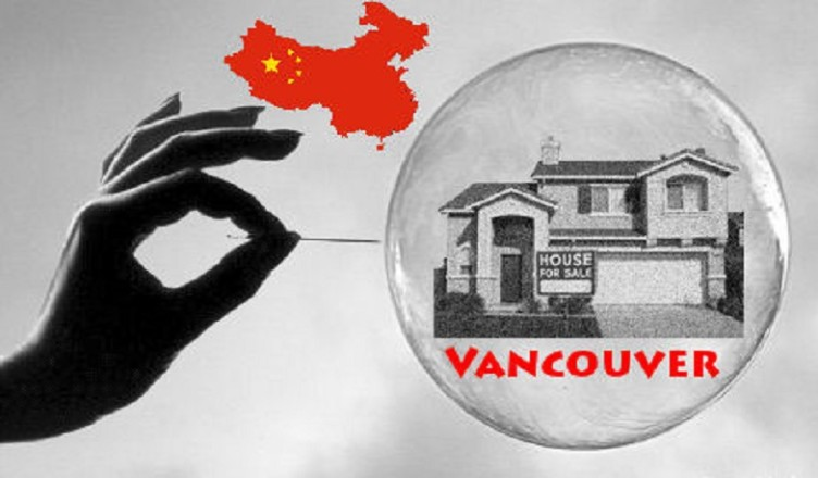 vancouver housing bubble 2011