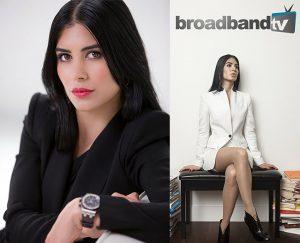 بانوی ایرانی- کانادایی به عنوان برترین کارآفرین زن حوزه تکنولوژی شناخته شد