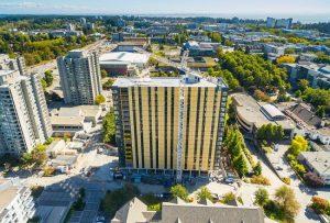 چگونه بلندترین ساختمان چوبی جهان در ونکوور ساخته شد؟