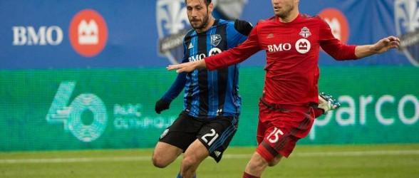 برتری مونتریال ایمپکت در دیدار رفت فینال تمام کانادایی MLS(فیلم)