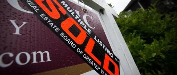 سقوط 38 درصدی شمار معاملات مسکن در ونکوور