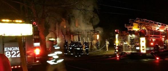 تحقیقات پلیس در مورد آتش زدن خانه های خالی در ونکوور آغاز شد