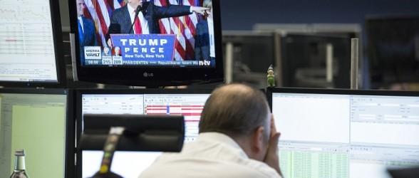 سقوط دلار آمریکا و کانادا و کاهش بهای نفت پس از پیروزی ترامپ
