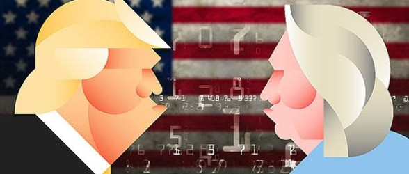 هشتاد درصد کانادایی ها نگران پیروزی احتمالی ترامپ هستند