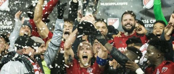 قهرمانی هیجان انگیز تورنتو اف سی در کنفرانس شرق لیگ MLS(فیلم)