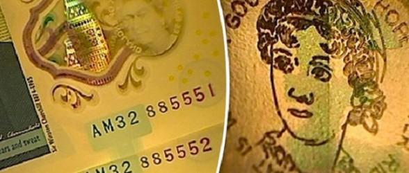 بیشتر دقت کنید ؛ شاید اسکناس 5 پوندی شما 20 هزار پوند ارزش داشته باشد!(فیلم)