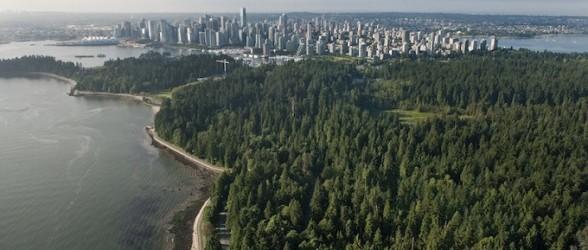 ونکوور بیشترین پوشش درختی را در بین شهرهای دنیا دارد