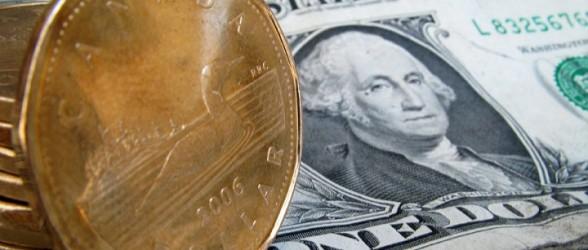دلار کانادا به پایین ترین میزان ارزش در سال 2017 رسید