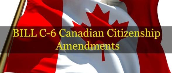 فهرست تغییرات مثبت قانون شهروندی پس از تصویب لایحه C-6