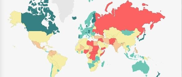 کانادا؛ همچنان جزو امن ترین کشورهای جهان