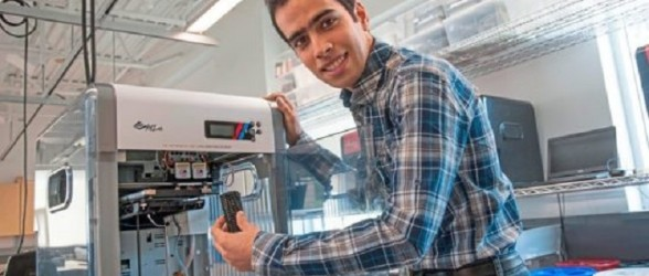 موفقیت محقق ایرانی-کانادایی در ساخت استخوان مصنوعی سه بعدی