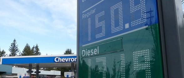 ونکووری ها گران ترین بنزین تاریخ کانادا را در تابستان خریداری خواهند کرد