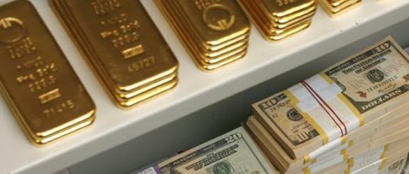 تقویت دلار و افت قیمت طلا با افزایش نرخ بهره در آمریکا در هفته آینده