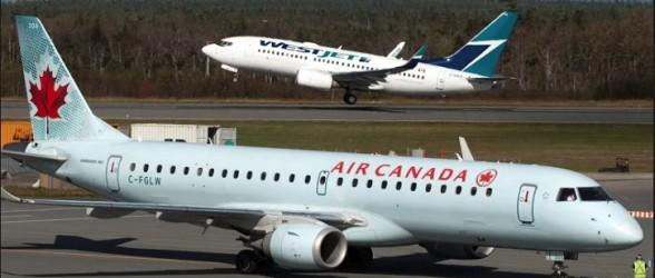 افزایش بهای بلیط ایرکانادا بدنبال گران شدن بنزین هواپیما